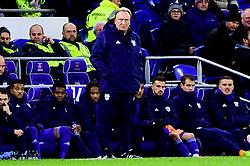 Cardiff City manager Neil Warnock - Mandatory by-line: Ryan Hiscott/JMP - 30/11/2018 -  FOOTBALL - Cardiff City Stadium - Cardiff, Wales -  Cardiff City v Wolverhampton Wanderers - Sky Bet Championship