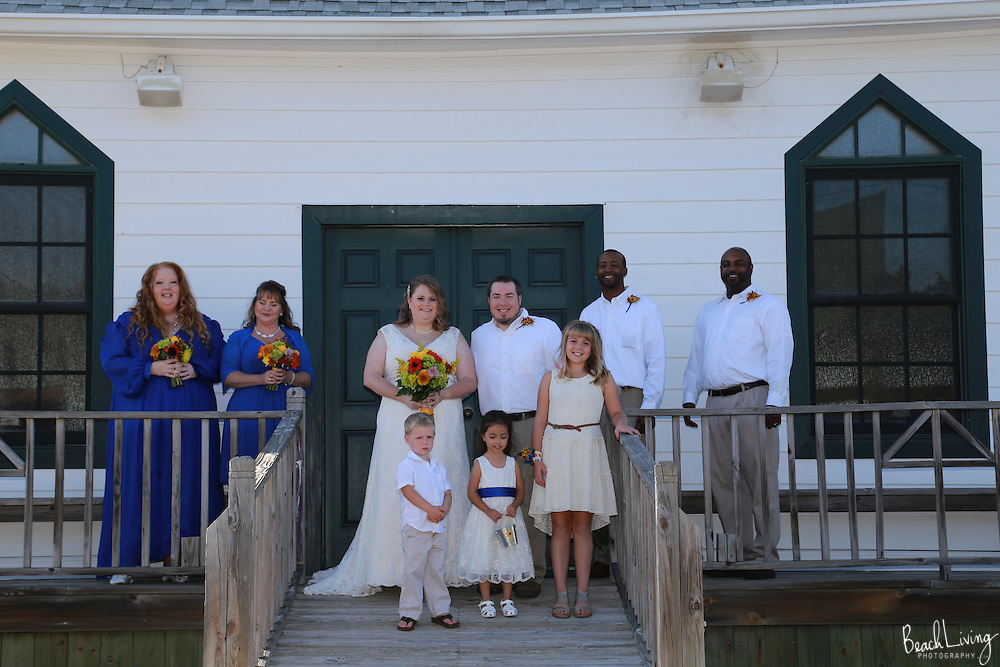 Pawleys Island Wedding Chapel<br /> Inlet Point at Litchfield