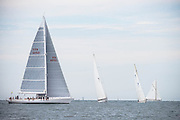 Heroina sailing in the Opera House Cup regatta.