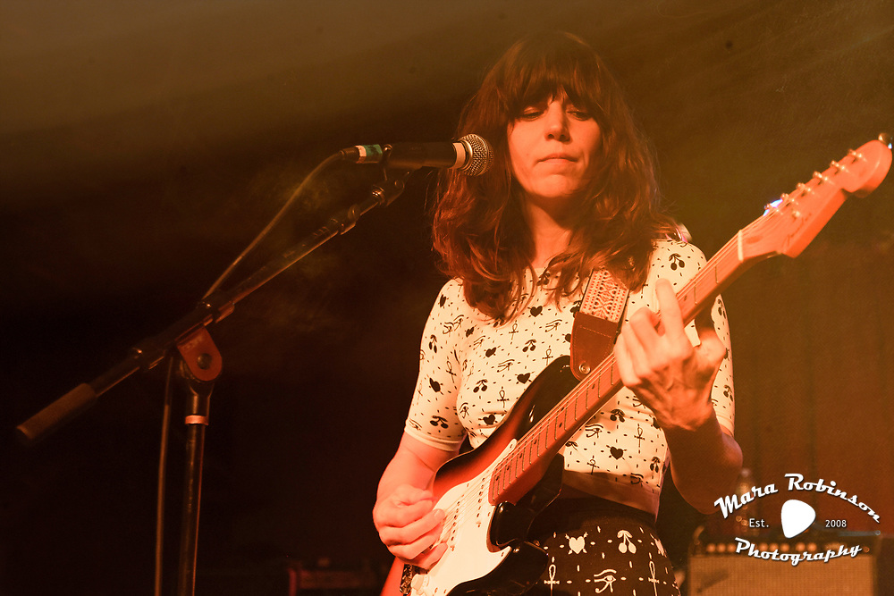 Eleanor Friedberger by Mara Robinson