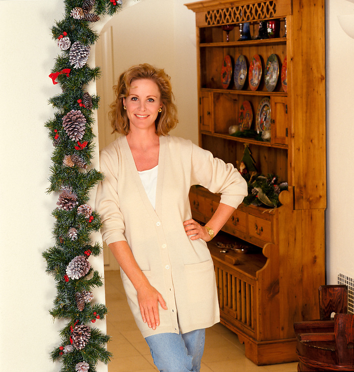 Joanna Kerns for Ladies Home Journal
