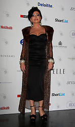 Nancy Dell'olio attends the FiFI UK Fragrance Awards 2013 at The Brewery on May 16, 2013 in London, England, May 16, 2013. Photo by: i-Images