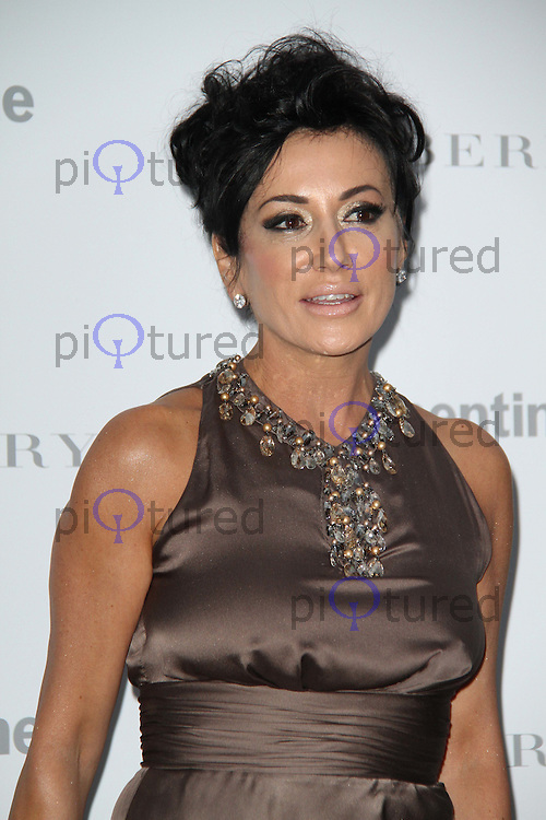 Nancy Dell'Olio The Serpentine Gallery Summer Party 2011 with Burberry, Kensington Gardens, London, UK, 28 June 2011:  Contact: Rich@Piqtured.com +44(0)7941 079620 (Picture by Richard Goldschmidt)