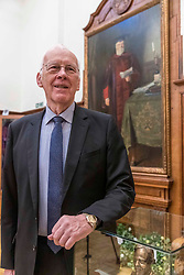 Sir Ian Wood has been announced as one of the recipients of the Carnegie Medal of Philanthropy at the Carnegie Birthplace Museum in Dunfermline.<br /> <br /> The other medalists who will also receive their awards at a ceremony in New York in October are Anne G Earhart, Mellody Hobson and George Lucas, Marie-Josee and Henry R Kravis, Morton L Mandel, Robert F Smith and Dr Leonard Tow.<br /> <br /> Pictured: Sir Ian Wood at the Carnegie Birthplace Museum