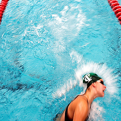 Temple City's Jenn Marshall competes in the 100 yard butterfly. The Rio Hondo League swimming Finals at Pasadena City College May 6. 2005.<br /> <br /> (SGVN Staff Photo Keith Birmingham/SXSports)