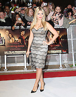 Holly Willoughby The Twilight Saga: Breaking Dawn Part 1 UK Premiere, Westfield Startford City, London, UK. 16 November 2011. Contact rich@pictured.com +44 07941 079620 (Picture by Richard Goldschmidt)