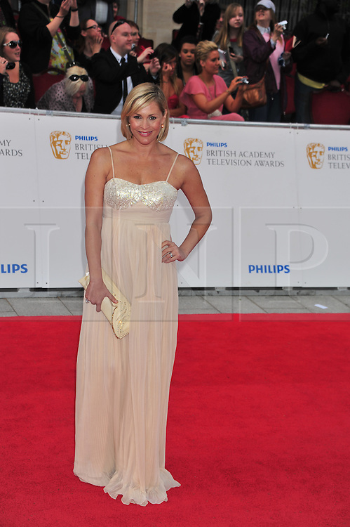 © licensed to London News Pictures. London, UK  22/05/11 Jenni Falconer   attends the BAFTA Television Awards at The Grosvenor Hotel in London . Please see special instructions for usage rates. Photo credit should read AlanRoxborough/LNP