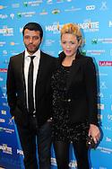 ©F.Andrieu-Bruxelles- 02-02-2013-Magritte du cinéma- Virginie Efira & Mabrouk El Mechir