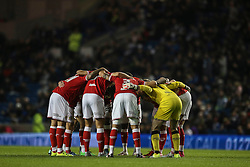 Bristol City - Mandatory byline: Jason Brown/JMP - 07966 386802 - 20/10/2015 - FOOTBALL - American Express Community Stadium - Brighton,  England - Brighton & Hove Albion v Bristol City - Championship