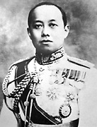 Vajiravudh or Rama VI (1 January 1881 – 25 November 1925) was the sixth monarch of Siam under the House of Chakri, ruling from 1910 until his death
