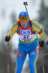 Serguei Sednev (UKR) at Men 20 km Individual at E.ON Ruhrgas IBU World Cup Biathlon in Hochfilzen (replacement Pokljuka), on December 18, 2008, in Hochfilzen, Austria. (Photo by Vid Ponikvar / Sportida)