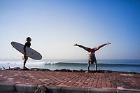 Carlos Romero & Juan Carlos Russo in Bali