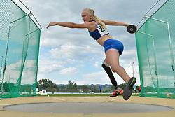 05/08/2017; Heims, Jessica, T44, USA at 2017 World Para Athletics Junior Championships, Nottwil, Switzerland
