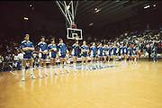 Tourn&eacute;e USA 1987<br /> team italia