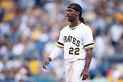 PITTSBURGH, PA - JUNE 30: Andrew McCutchen #22 of the Pittsburgh Pirates looks on against the Milwaukee Brewers during the game at PNC Park on June 30, 2013 in Pittsburgh, Pennsylvania. The Pirates won 2-1 in 14 innings. (Photo by Joe Robbins) *** Local Caption *** Andrew McCutchen