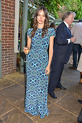 Ellen Francis Gibbons at The Ivy Chelsea Garden Summer Party ,The Ivy Chelsea Garden, King's Road, London, England. 14 May 2019. <br /> <br /> ***For fees please contact us prior to publication***