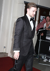 Justin Timberlake, GQ Men of the Year Awards 2013, Royal Opera House, London UK, 29 August 2013, (Photo by Brett D. Cove)