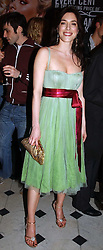 Actress JAIME MURRAY at a party to celebrate Pamela Anderson's new role as spokesperson and newest face of the MAC Aids Fund's Viva Glam V Campaign held at Home House, Portman Square, London on 21st April 2005.<br /><br />NON EXCLUSIVE - WORLD RIGHTS