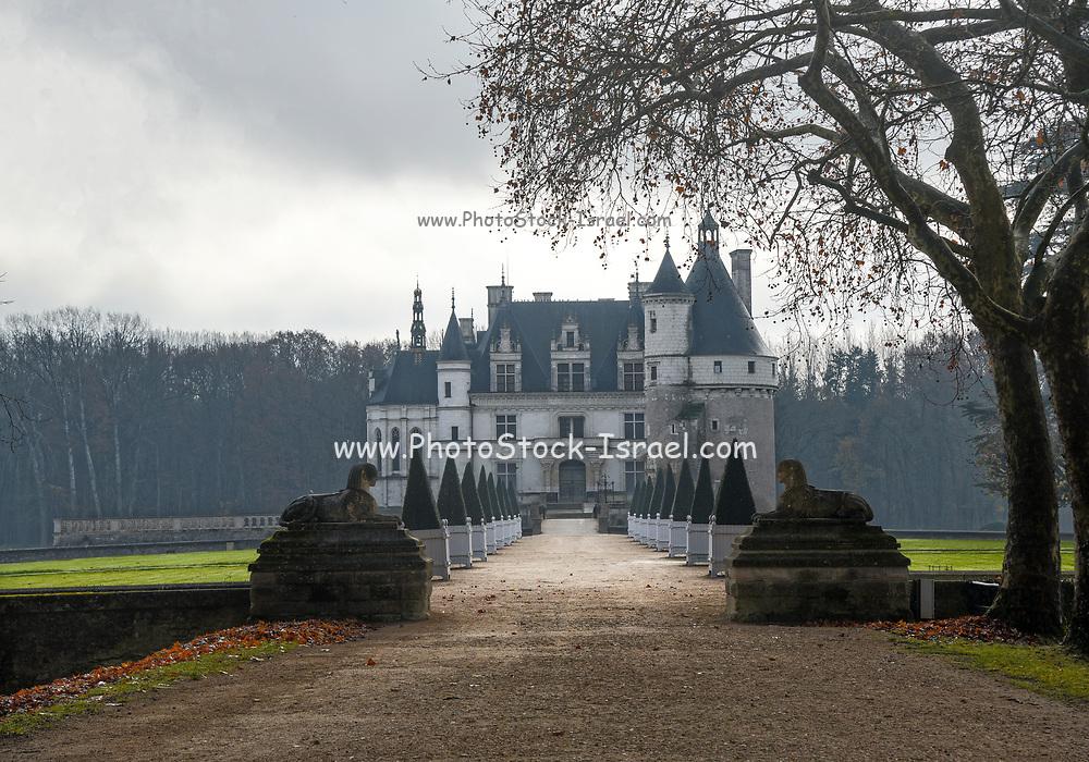Chateau Chenonceaux, Loire Valley, France