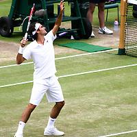 The Iconic Wimbledon Final (Federer vs Nadel)