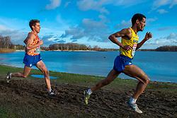 09-12-2018 NED: SPAR European Cross Country Championships, Tilburg<br /> Michel Butter NED