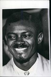 Jun. 09, 1963 - Patrice Lumumba was sacked as Prime Minister of the Congo at Leopoldville last night. (Credit Image: © Keystone Press Agency/Keystone USA via ZUMAPRESS.com)