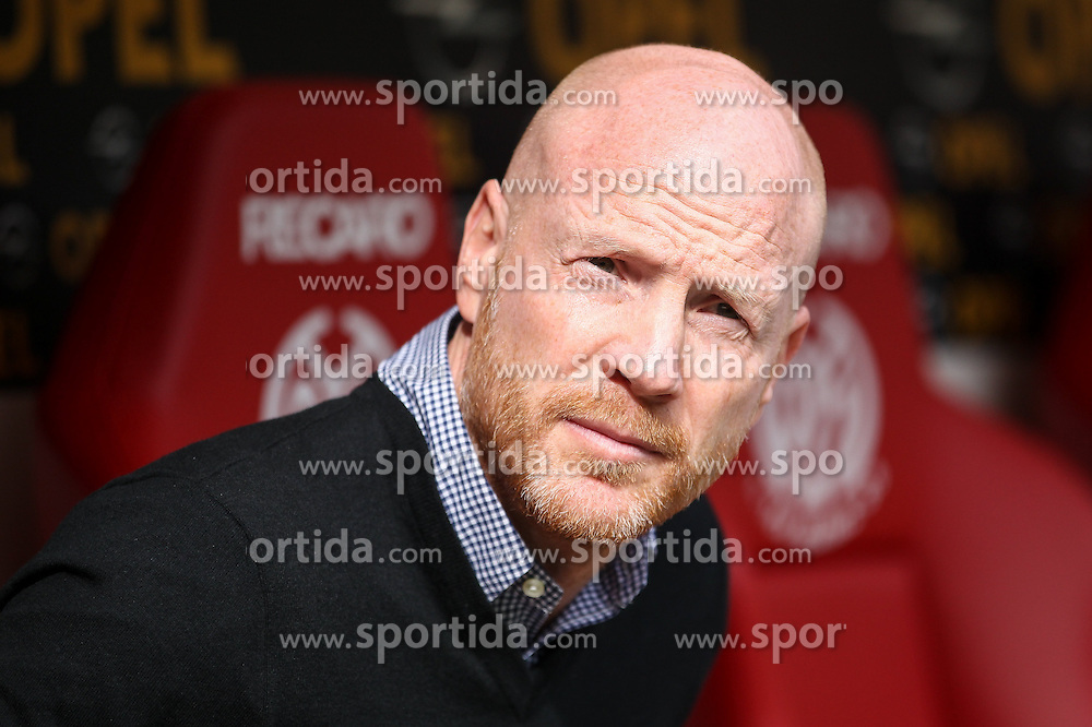26.09.2015, Coface Arena, Mainz, GER, 1. FBL, 1. FSV Mainz 05 vs FC Bayern Muenchen, 7. Runde, im Bild Sportdirektor Matthias Sammer (FC Bayern Muenchen) // during the German Bundesliga 7th round match between 1. FSV Mainz 05 and FC Bayern Munich at the Coface Arena in Mainz, Germany on 2015/09/26. EXPA Pictures &copy; 2015, PhotoCredit: EXPA/ Eibner-Pressefoto/ Schueler<br /> <br /> *****ATTENTION - OUT of GER*****