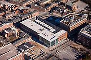 Maryland Proton Treatment Center Aerials 12/28/13