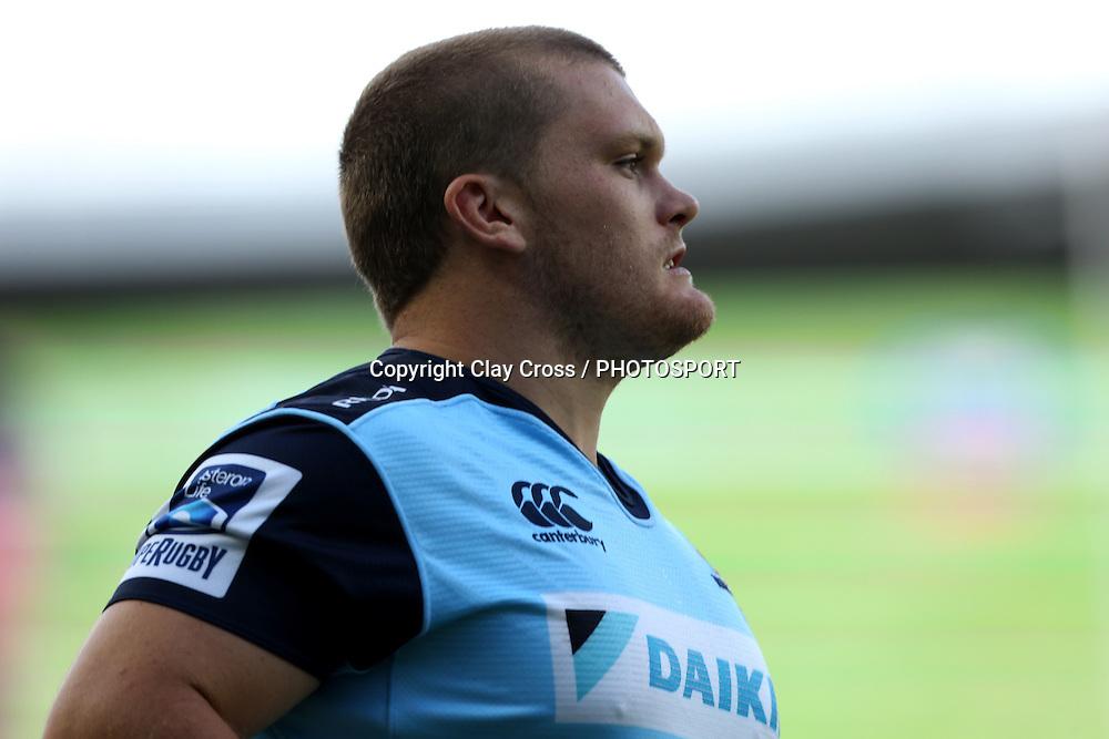 Tom Robertson. Waratahs v Rebels, Super Rugby Round 6. Played at Allianz Stadium, Sydney Australia on Sunday 3 April 2016. Copyright Photo: Clay Cross / photosport.nz