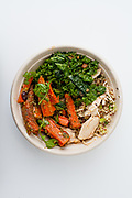 Chicken & Veggie Bowl from The Dig Inn ($10.25)