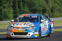 #12 Tom Boardman AmDTuning.com with AutoAid/RCIB Insurance Racing MG6 GT during Race 3  of the 2018 British Touring Car Championship at Oulton Park, Little Budworth, Cheshire, United Kingdom. June 10 2018. World Copyright Peter Taylor/PSP.