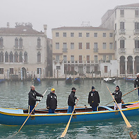 on January 16, 2011 in Venice, Italy.