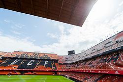 March 22, 2019 - Valencia, SPAIN - 190322 General view of Estadio Mestalla during a training session on March 22, 2019 in Valencia..Photo: Vegard Wivestad Grøtt / BILDBYRÃ…N / kod VG / 170313 (Credit Image: © Vegard Wivestad GrØTt/Bildbyran via ZUMA Press)