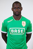 Standard's goalkeeper Yohann Thuram pictured at the 2015-2016 season photo shoot of Belgian first league soccer team Standard de Liege, Monday 13 July 2015 in Liege.
