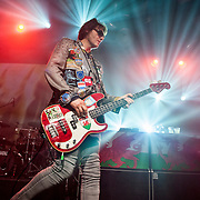 The Manic Street Preachers at The Barrowlands, Glasgow April 2014 (PLEASE DO NOT REMOVE THIS CAPTION)<br /> This image is intended for portfolio use only.. Any commercial or promotional use requires additional clearance. <br /> &copy; Copyright 2014 All rights protected.<br /> first use only<br /> contact details<br /> Stuart Westwood <br /> 07896488673<br /> stuartwestwood44@hotmail.com<br /> no internet usage without prior consent. <br /> Stuart Westwood reserves the right to pursue unauthorised use of this image . If you violate my intellectual property you may be liable for damages, loss of income, and profits you derive from the use of this image.