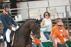 Van Silfhout Diederick, (NED), Arlando<br /> European Championships - Aachen 2015<br /> © Hippo Foto - Dirk Caremans<br /> 12/08/15