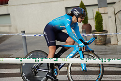 Roxane Fournier (FRA) at La Madrid Challenge by La Vuelta 2019 - Stage 1, a 9.3 km individual time trial in Boadilla del Monte, Spain on September 14, 2019. Photo by Sean Robinson/velofocus.com