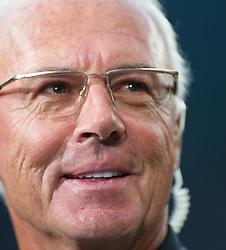 11.09.2010, Allianz Arena, München, GER, 1. FBL, FC Bayern München vs Werder Bremen, im Bild Franz Beckenbauer, EXPA Pictures © 2010, PhotoCredit: EXPA/ J. Feichter