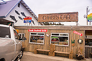 Fishpatrick's Crabby Cafe, Winchester Bay, Oregon