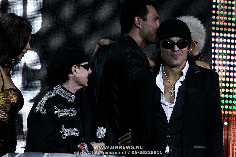 MON/Monte Carlo/20100512 - World Music Awards 2010, Scorpions