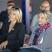 Conférence de presse au Musée Maritime de La Rochelle