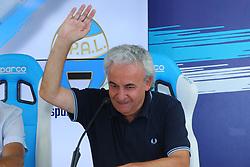 WALTER MATTIOLI<br /> CONFERENZA DISSEQUESTRO STADIO PAOLO MAZZA DOPO LE VERIFICHE