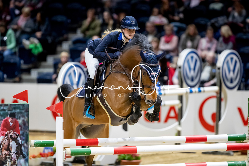 Ripke Theresa, GER, Charly Brown B<br /> Finale Youngster Tour<br /> Braunschweig - Löwenclassics 2019<br /> © Hippo Foto - Stefan Lafrentz