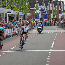 12-05-2018: Wielrennen: Ronde van Overijssel: Rijssen<br />
