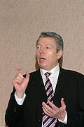 Rt Hon Alan Johnson MP, Secretary of State for the Department of Trade and Industry. Labour, Kingston upon Hull West & Hessle.