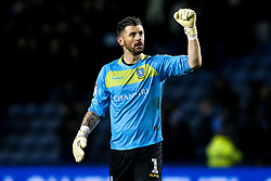 Keiren Westwood of Sheffield Wednesday - Mandatory by-line: Robbie Stephenson/JMP - 04/03/2019 - FOOTBALL - Hillsborough - Sheffield, England - Sheffield Wednesday v Sheffield United - Sky Bet Championship