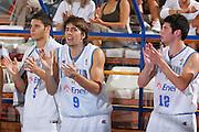 Campionato Europeo Maschile Under 20 Italia-Croazia Ariel Filloy