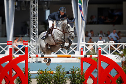 Andersson Petronella, SWE, Eclatant<br /> CSI 3* Knokke 2017<br /> © Hippo Foto - Dirk Caremans<br /> 09/07/2017