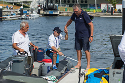 Nicolas Vimont-Vicary, Equipe Sonar, Voile at Rio 2016 Paralympic Games, Brazil