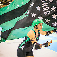 2014 - Ohio Roller Girls VS Steel City